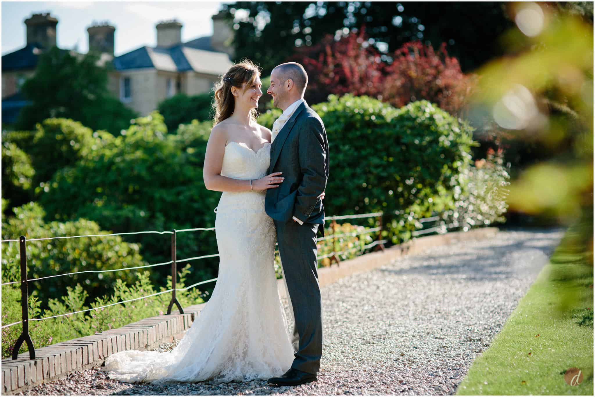 riverhill gardens wedding photographs