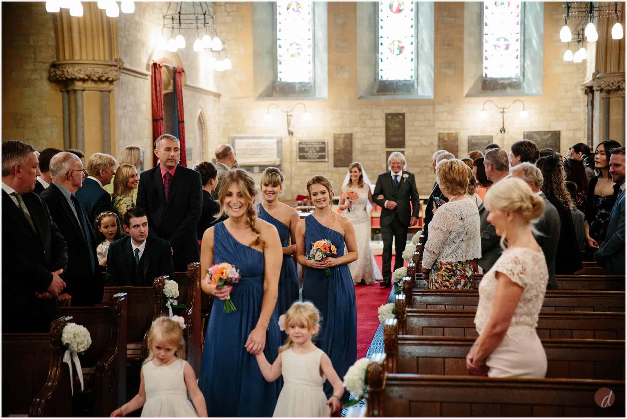 st mary kippington wedding photographs