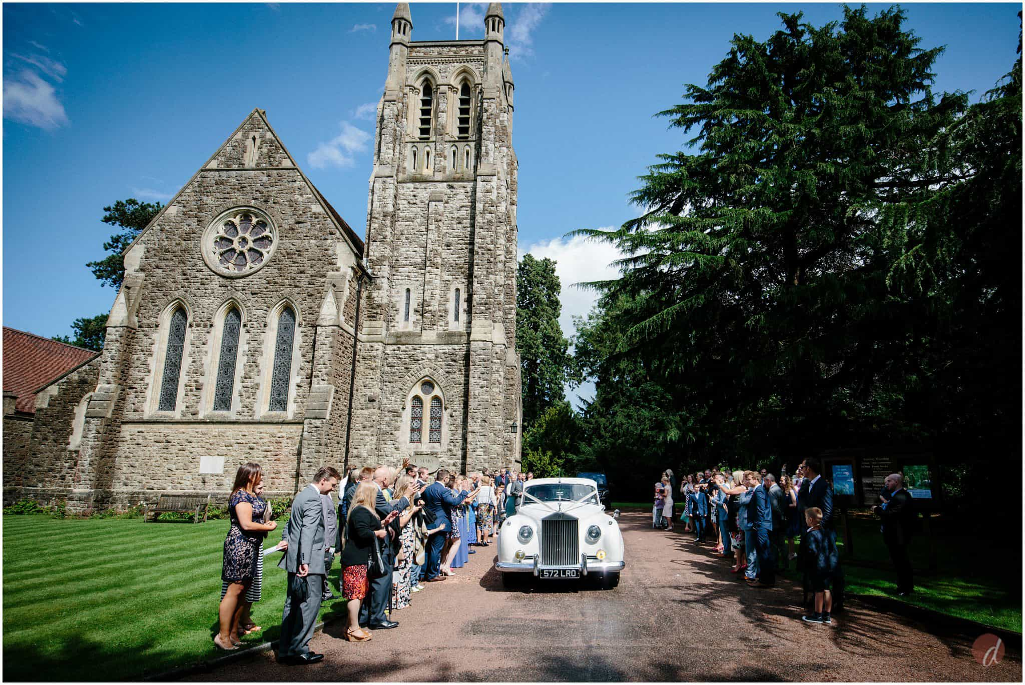 st mary kippington wedding