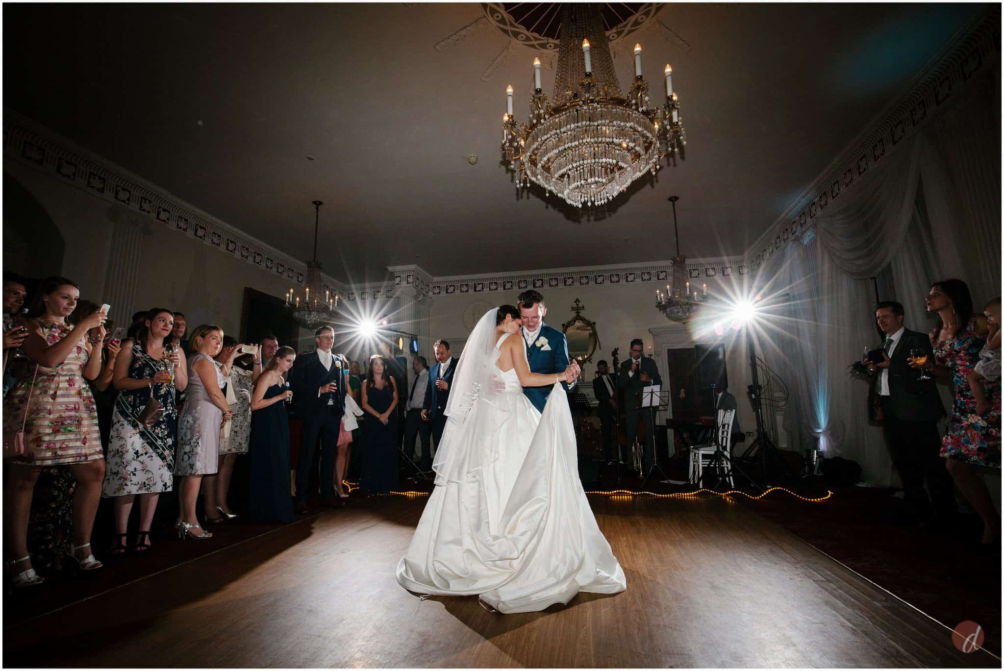 first dance buxted park
