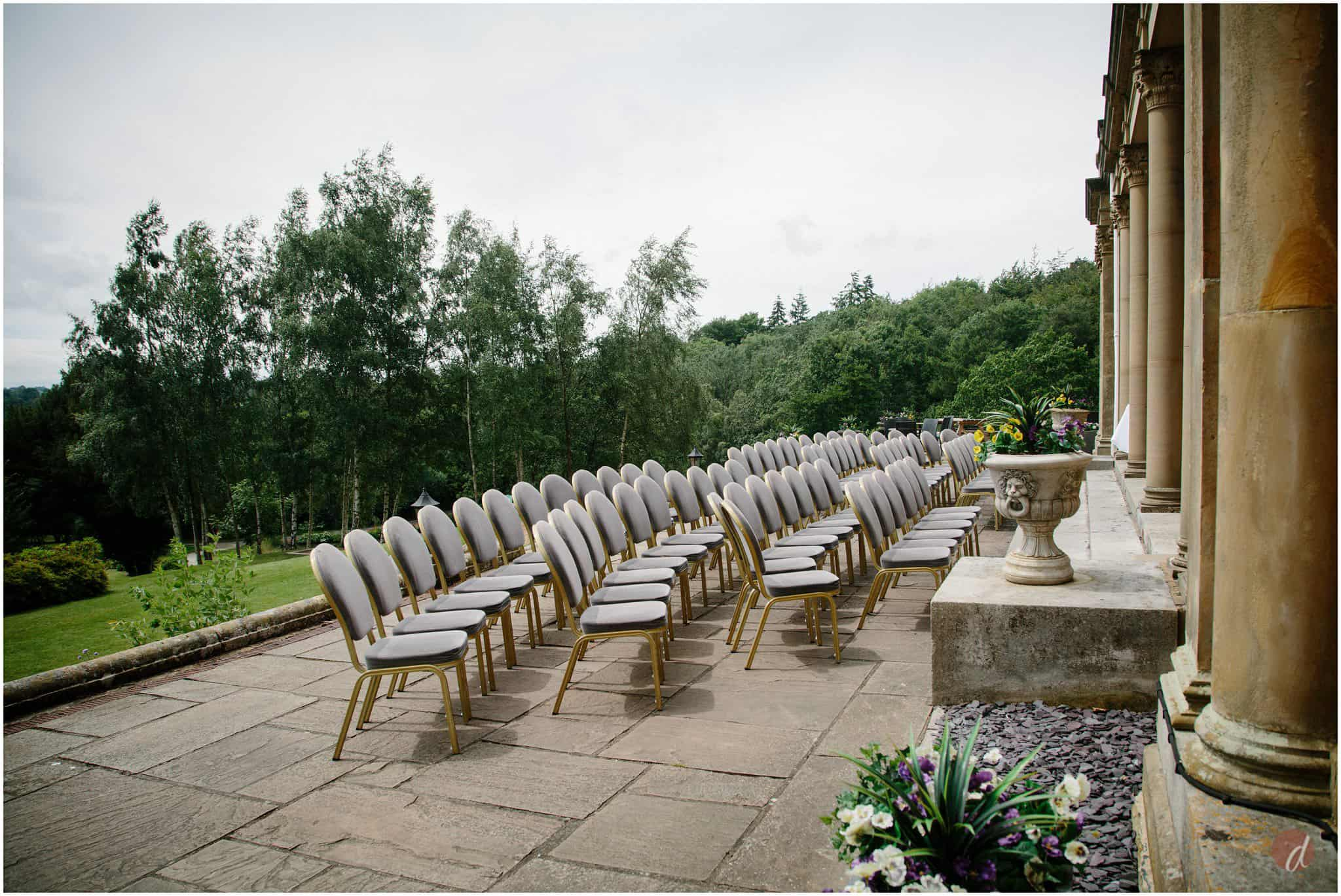 salomons outdoor ceremony