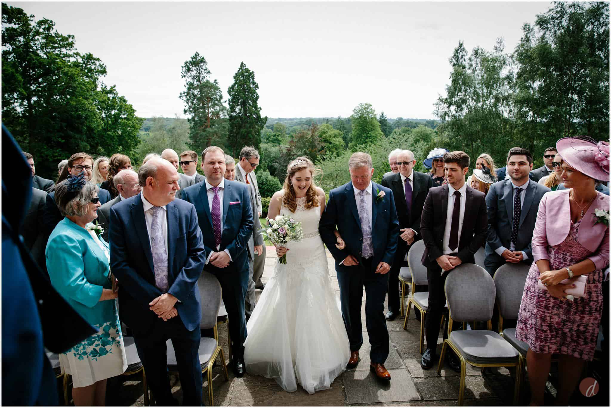 bridal entrance salomons