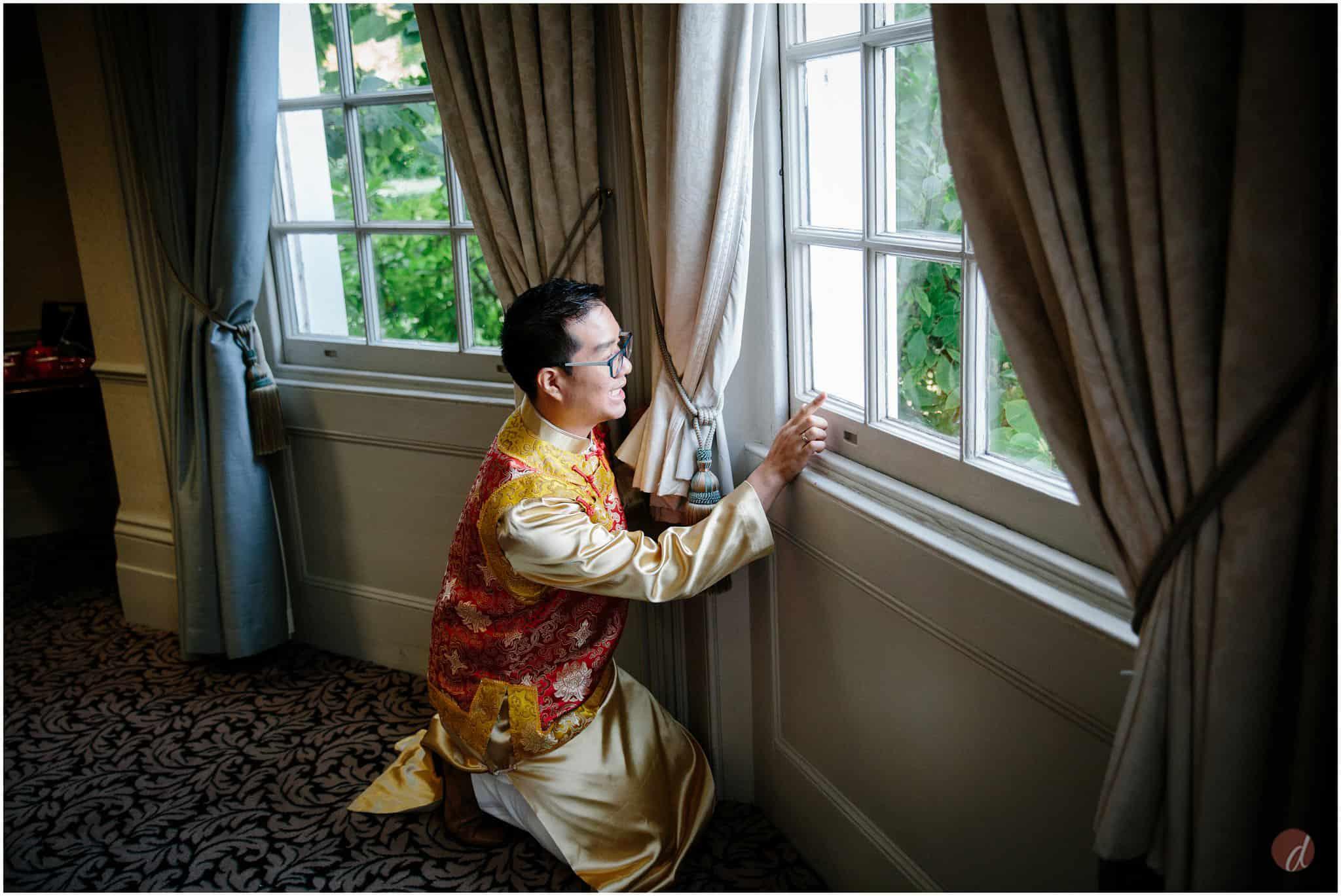 chinese door games