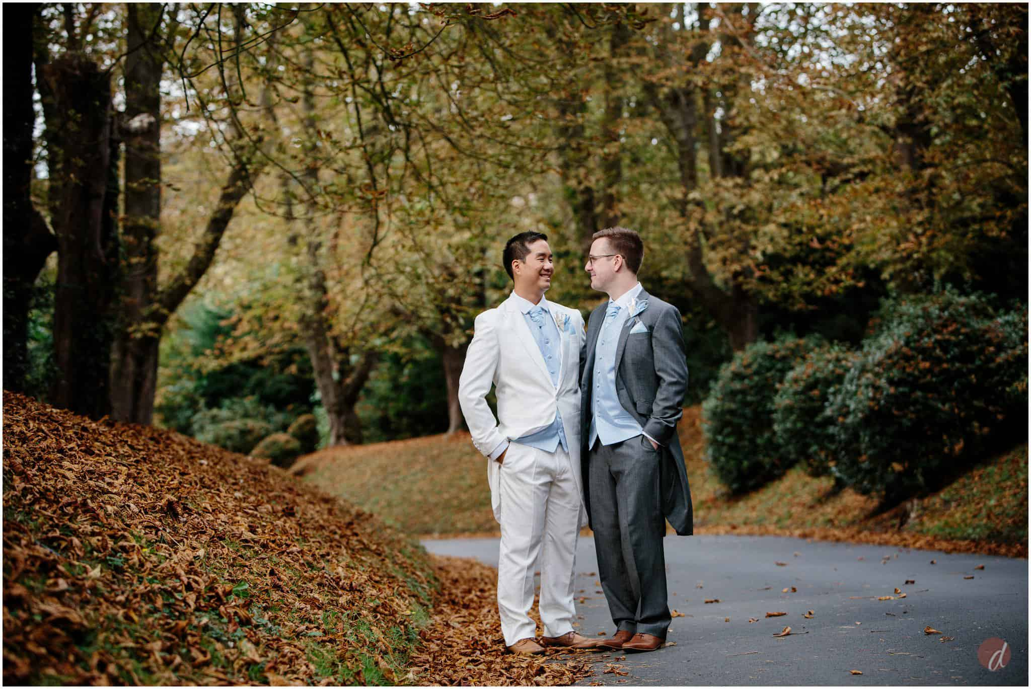 gay wedding kent