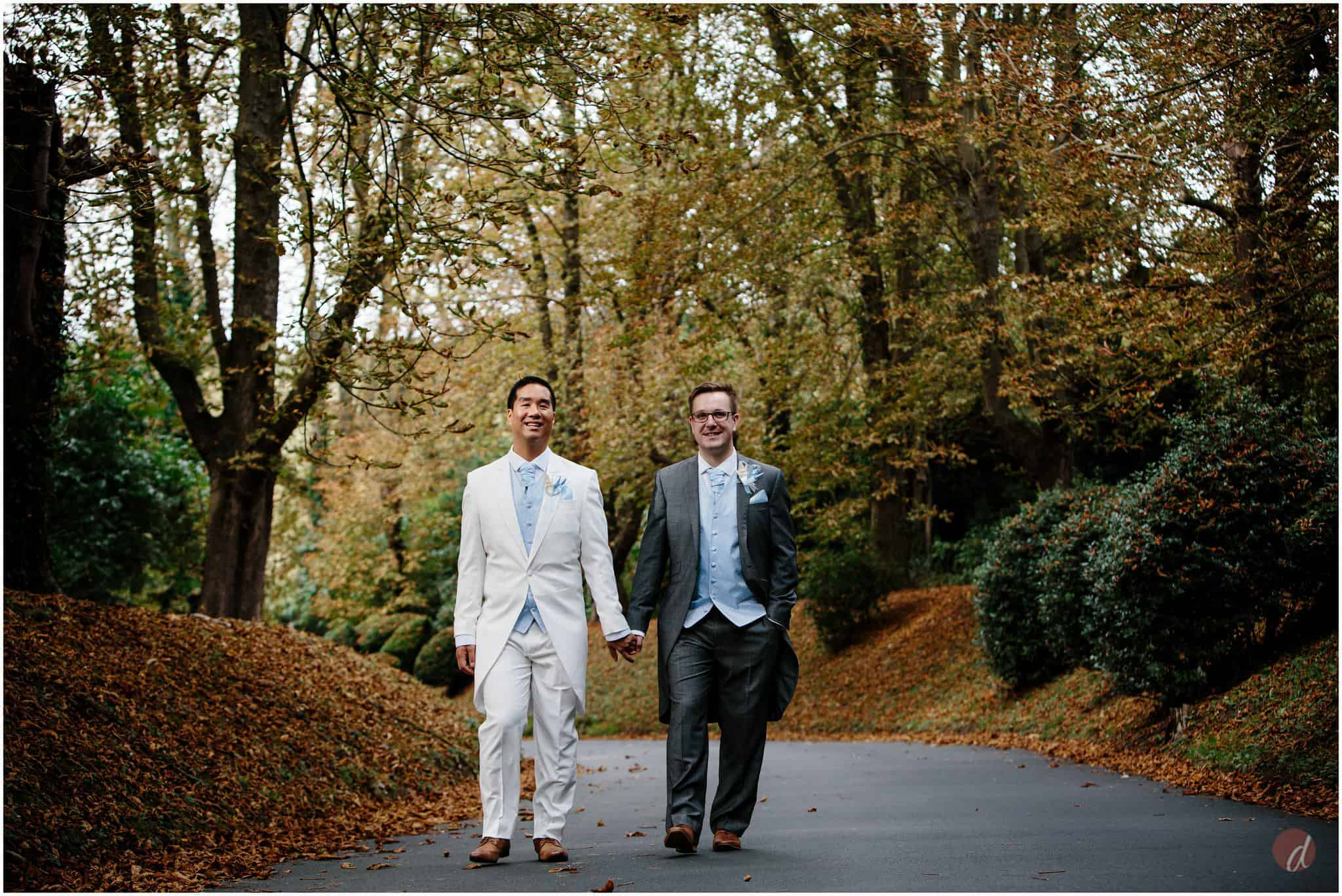 two grooms brandshatch place