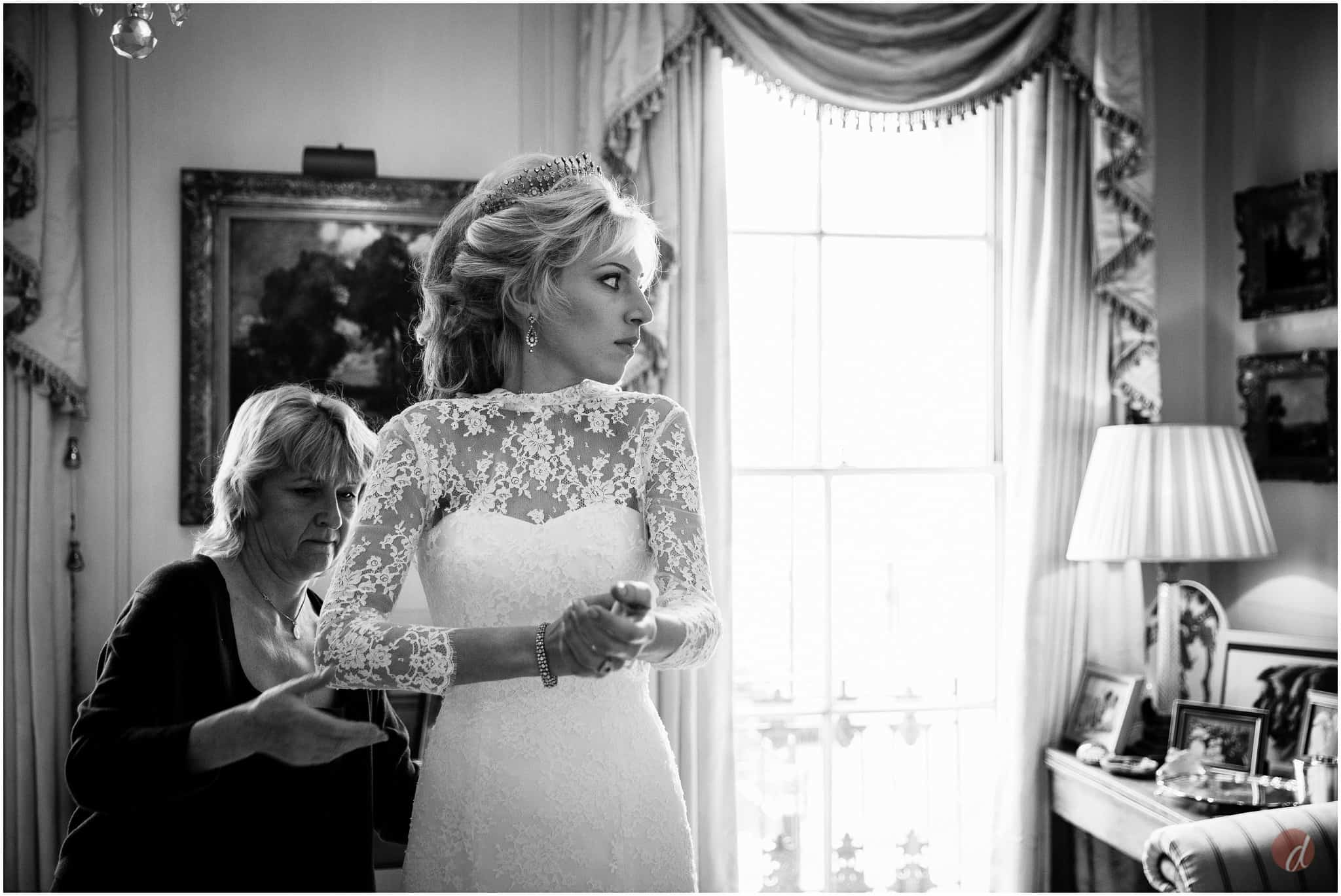bride in stewart parvin