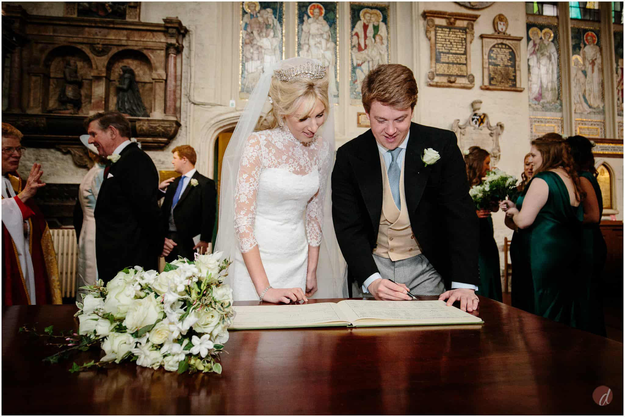 st margarets church westminster wedding photographs