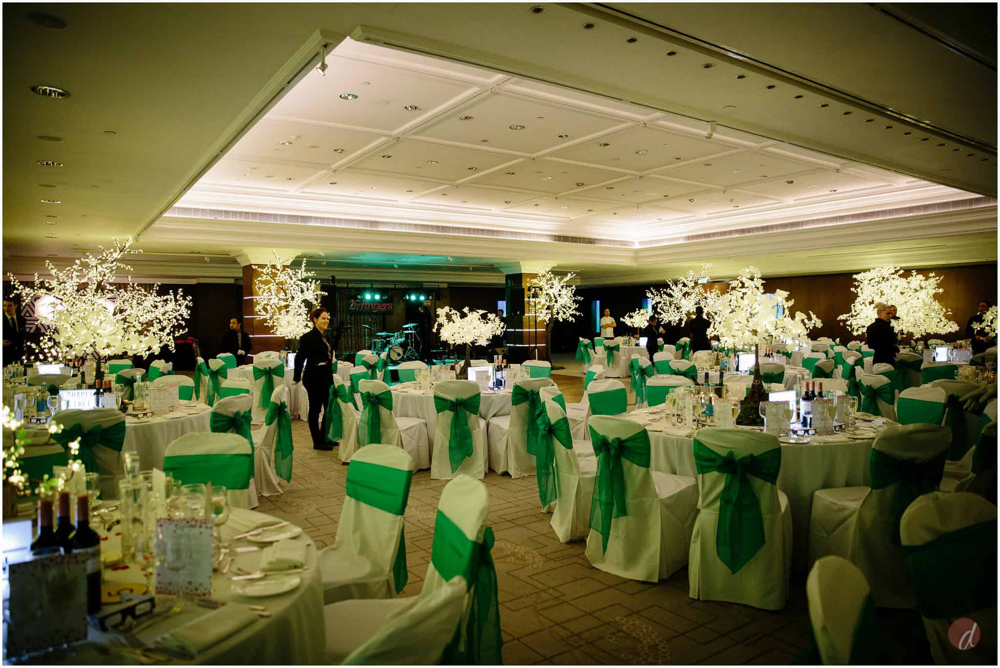 intercontinental park lane wedding