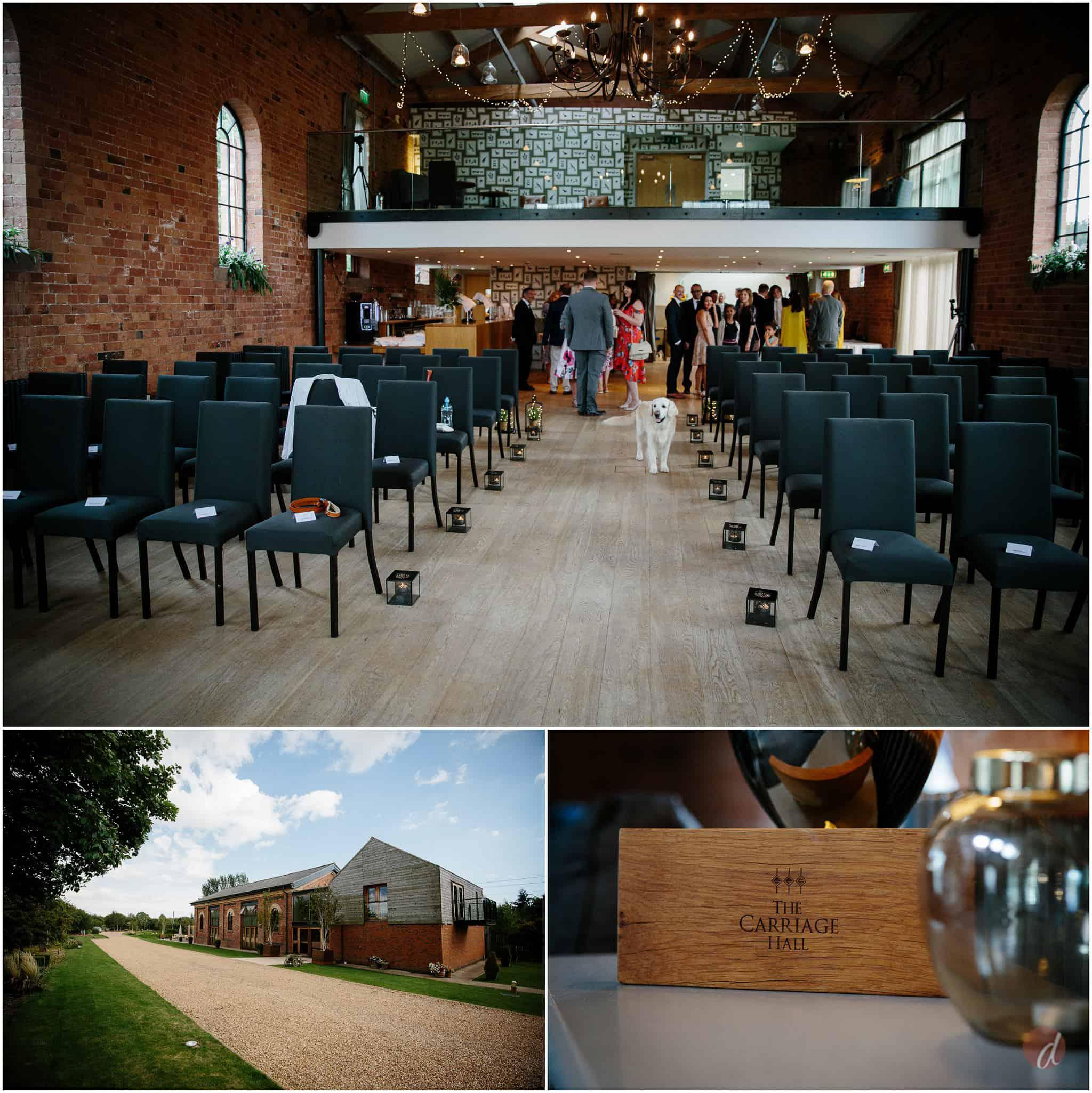 carriage hall plumbtree wedding