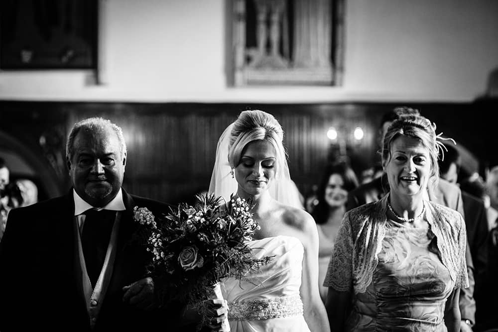 At he Altar - Kent Wedding Photographer