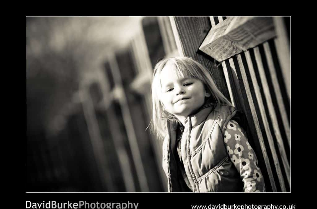 Childrens lifestyle shoot