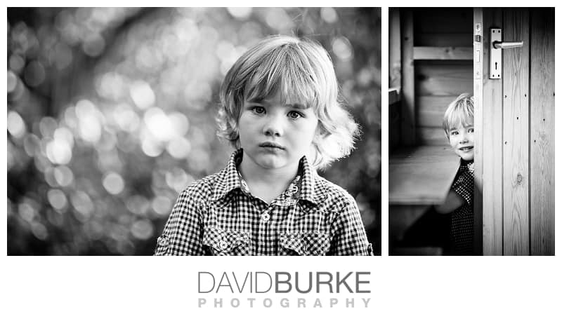 Kent children's portrait shoot