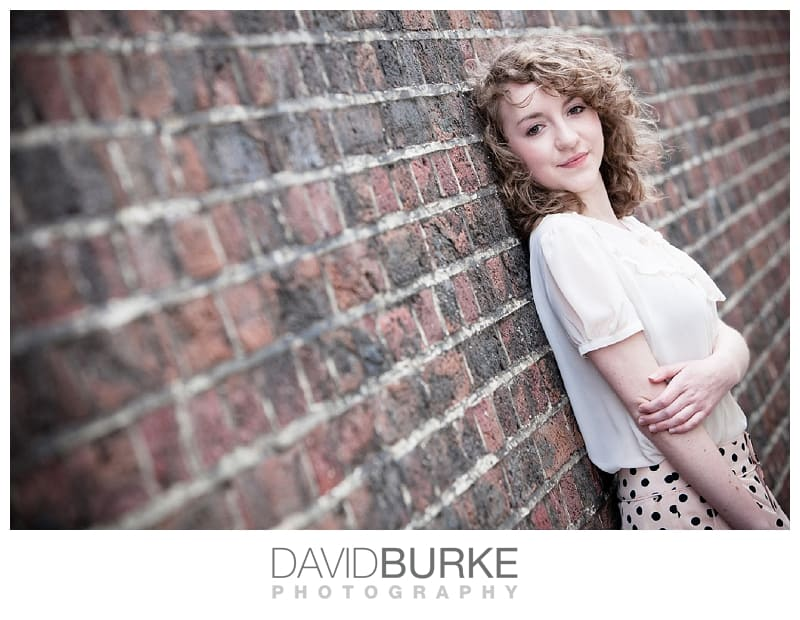 Model portfolio photography | Lauren's photoshoot