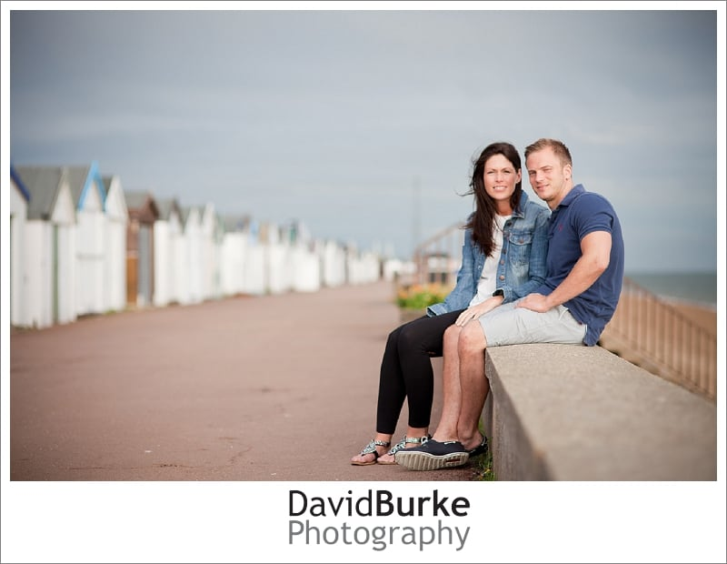 Southend pre-wedding shoot | Essex wedding photography