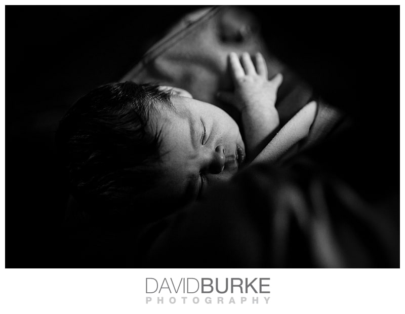 Newborn photography in Kent