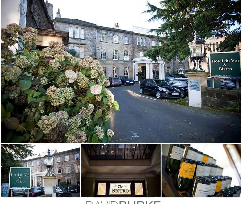 Wedding Photography at Hotel Du Vin | Heather & Tom part 1