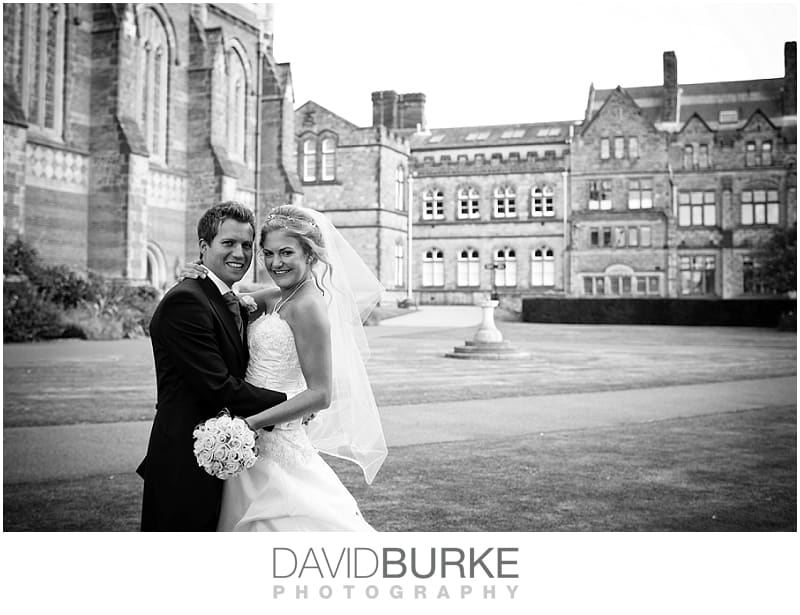 Wedding photographer at Tonbridge School | Joss & Mikey part 2