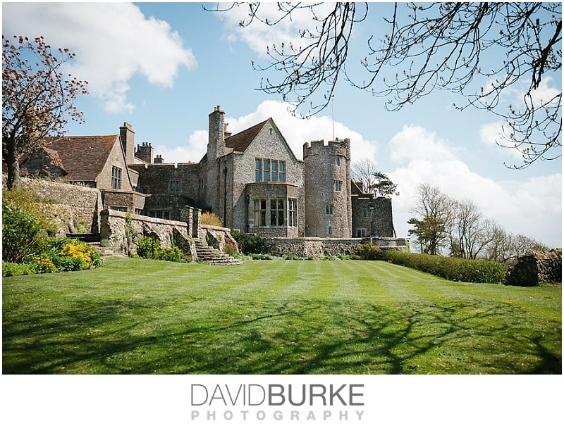 Lympne Castle Wedding photographer | Emma & Jason