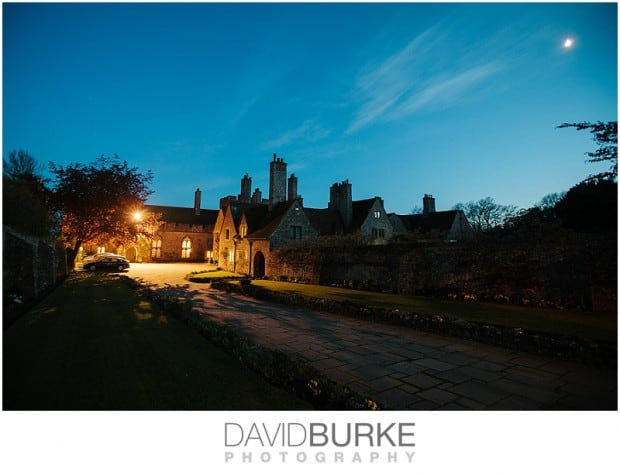 Lympne Castle weddings | Kent wedding venues