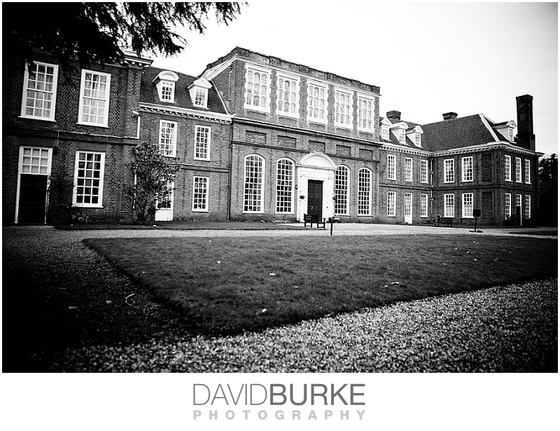 Gosfield Hall weddings | Essex wedding venues