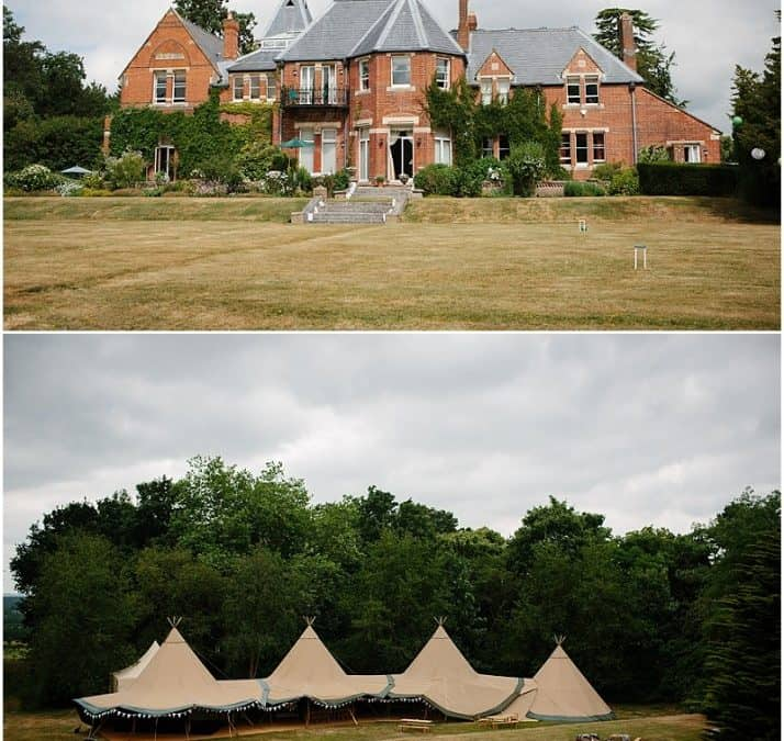Little Park House weddings| Berkshire wedding venues