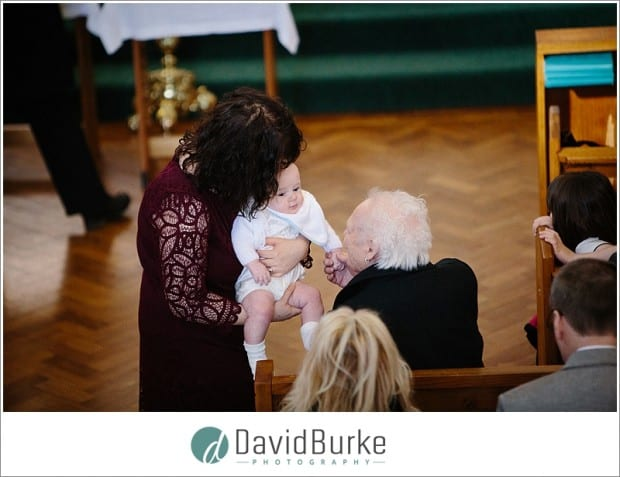 Christening photographer Surrey | Jack's christening