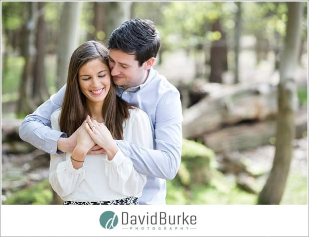 Kent pre-wedding shoot | Sarah and Shaun