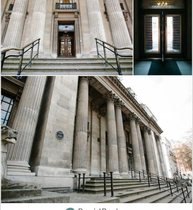 Old Marylebone Town Hall  London wedding venues