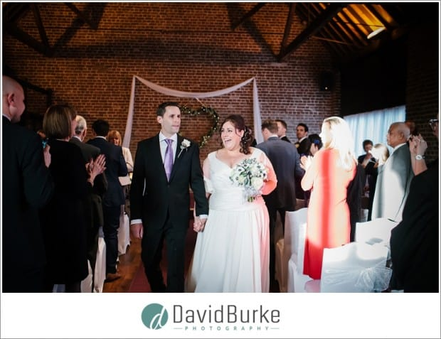 Cat & Kevin at Cooling Castle Barn – pt 1