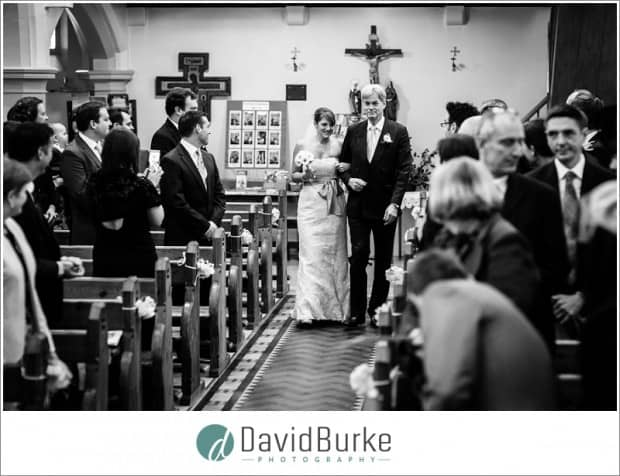 Mel & John's wedding | St Joseph's church Havant pt 1