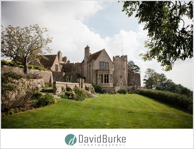 Ruth & Chris | Lympne Castle wedding