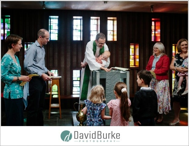 Barnaby's christening | Maidstone photography
