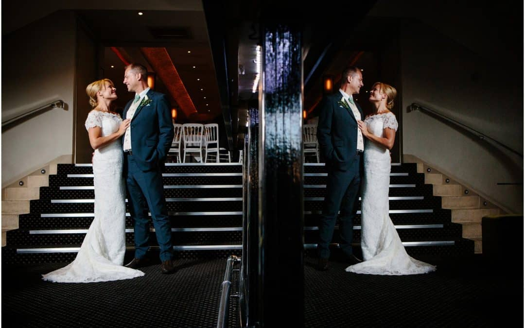 Wedding photography at The Gatsby | Rachel & Ali