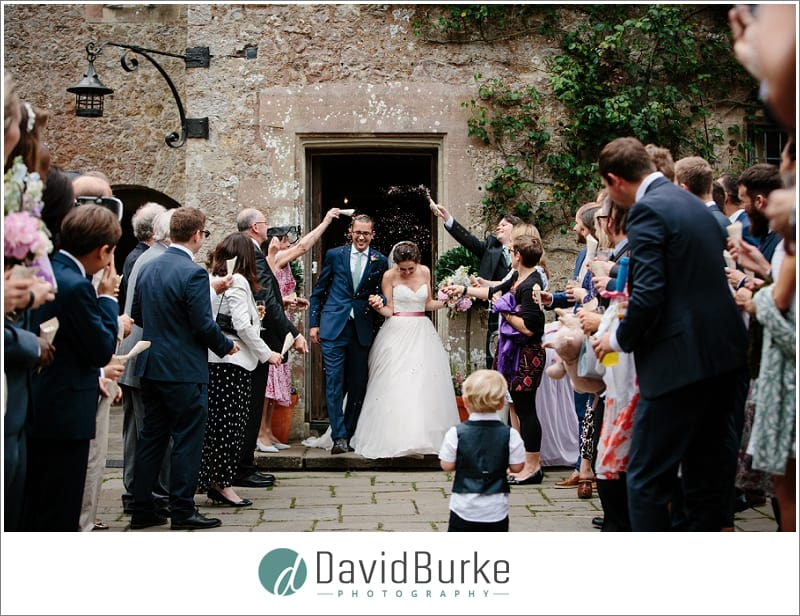 Photographing weddings at Lympne Castle | Carrie & Matt