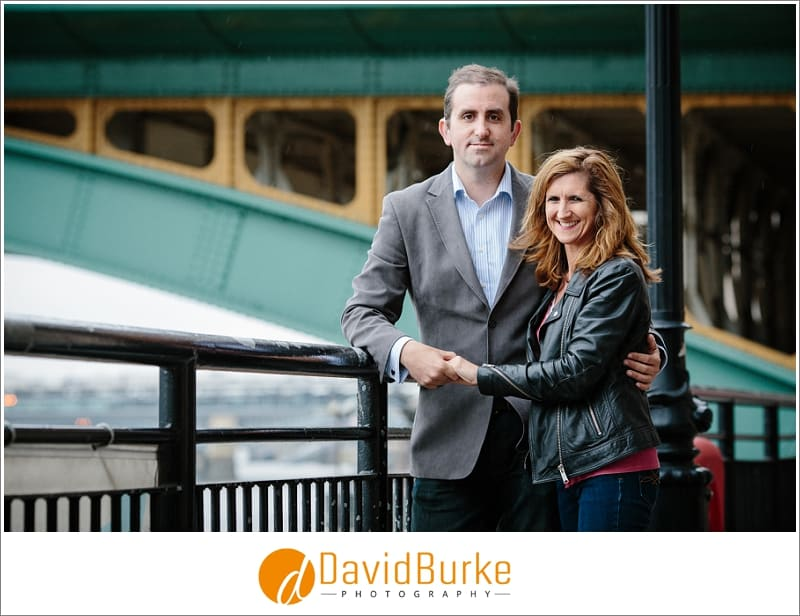 Claire & Gary's pre-wedding shoot