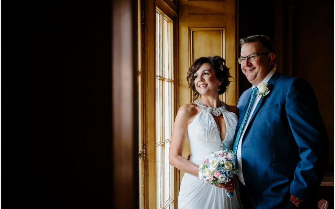 Hotel du Vin Tunbridge Wells wedding | Bego & Tony