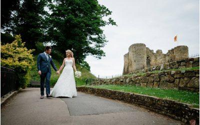 Tonbridge Castle & The Plough   Jenny & Jurian