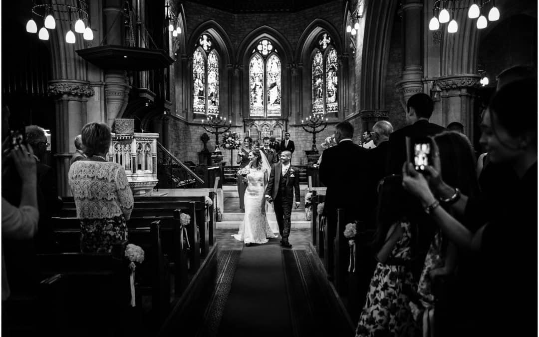St Mary Kippington | Katherine & David's wedding pt 1