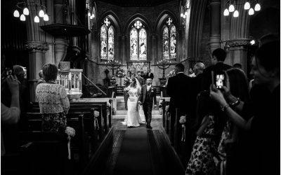 St Mary Kippington   Katherine & David's wedding pt 1