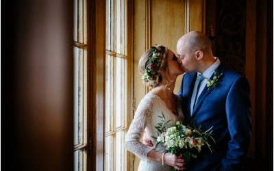 Anna & Will's intimate Tunbridge Wells Wedding