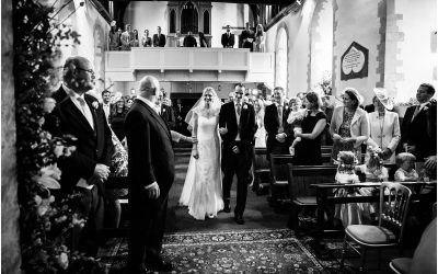 Emma & Red | St Nicholas Newnham wedding photography