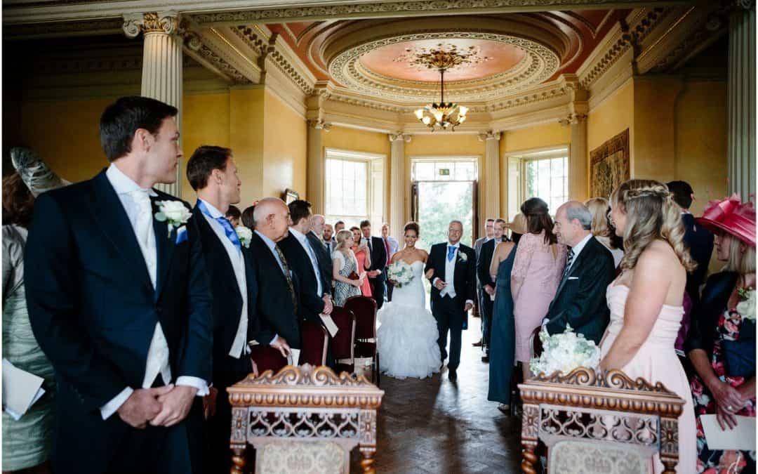 Hampton Court House Wedding | Caroline & Jeremy