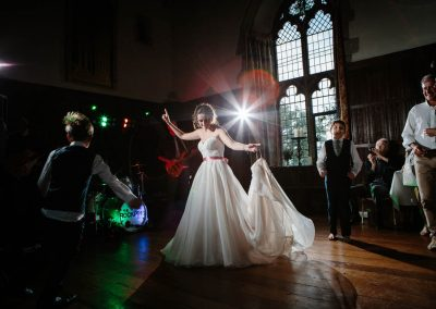 lympne castle bride first dance wedding