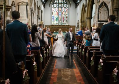 st pauls tonbridge wedding photography
