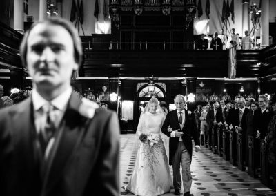 st clement danes weddings