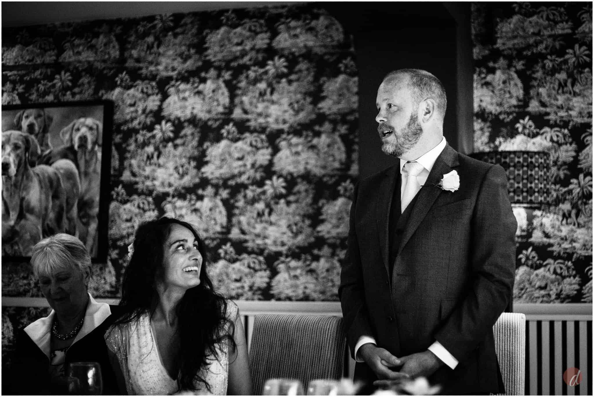 bay tree hotel burford wedding