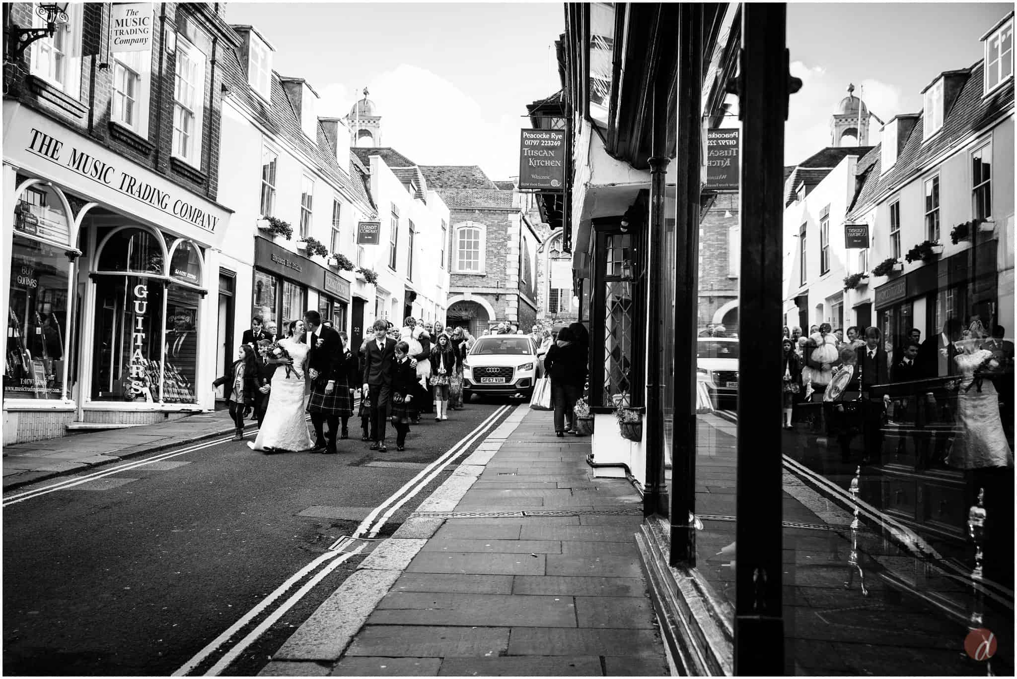the george in rye weddings