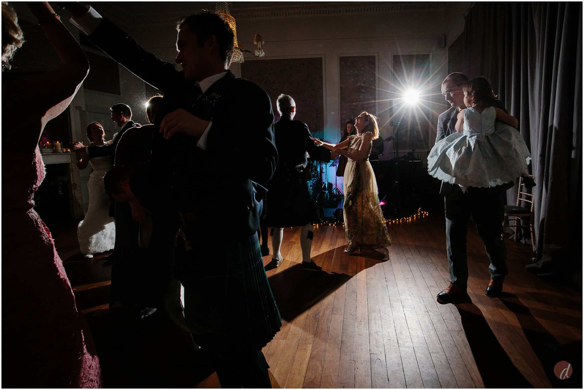 wedding ceilidh east sussex