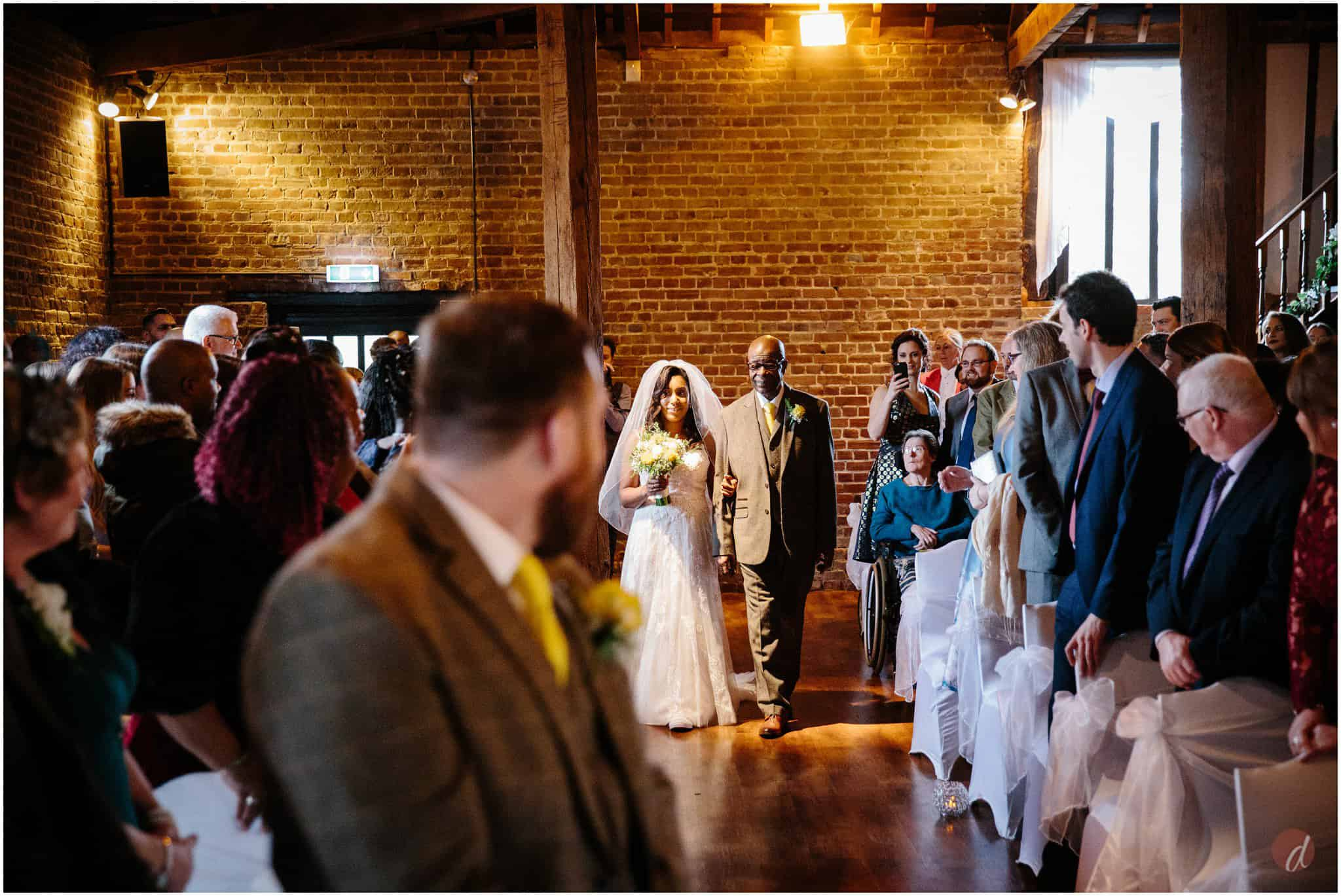 wedding at cooling castle
