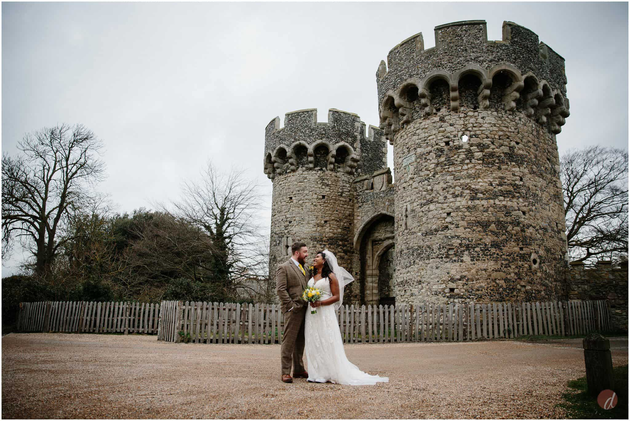 cooling castle weddings